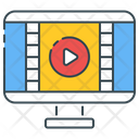 Video lesson Icon