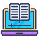Lesson Online Tutorial Icon