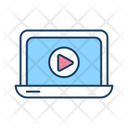 Video lessons Icon