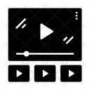 Video List Icon