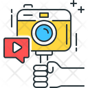 Video Logging Icon