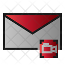 Mail Video Message Icon