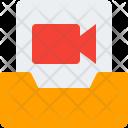 Video Mailbox Icon