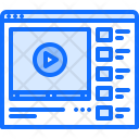 Video Blog Channel Icon