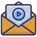 Video Marketing Email Marketing Content Marketing Icon