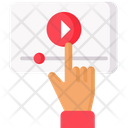 Ivideo Marketing Icon