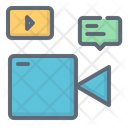 Video Ads Video Advertising Icon