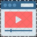 Video Marketing Icon