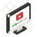 Video Marketing Online Video Video Streaming Icon