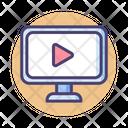 Mvideo Marketing Icon