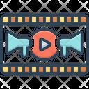 Video Marketing Video Marketing Icon