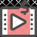 Video Marketing Digital Marketing Marketing Icon