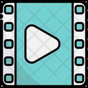 Video Marketing Video Streaming Social Media Marketing Icon