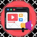 Digital Marketing Online Marketing Web Marketing Icon