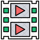 Video Advertising Vlogging Icon