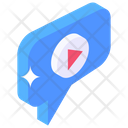 Video Message Media Message Media Chat Icon