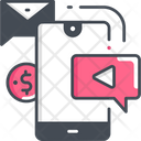 Video Message Video Advertisement Video Tutorial Icon