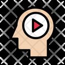 Video Mind Icon
