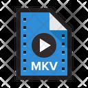 Video mkv Icon
