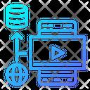Video Monetization Multimedia Icon