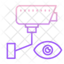 Video Monitoring Icon