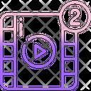 Video Notification Icon