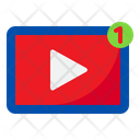 Video Notification Video Movie Icon