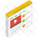 Video Page Icon
