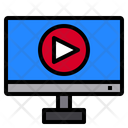 Video Play Entertainment Media Icon