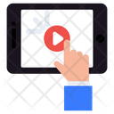 Video Play Digital Video Internet Video Icon