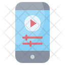 Video Player Multimedia Video Streaming Icon