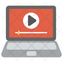 Streaming Media Multimedia Icon