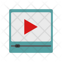 Video Player Multimedia Video Icon