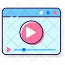 Mvideo Player Video Player Online Video Icon