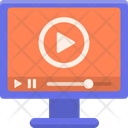 Mvideo Player Icon