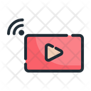 Video Player Entertainment Play Icon