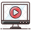 Video Player Music Application Media Player Icon