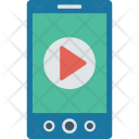 Video Player Mobile Player Icon