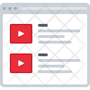 Video Paly Web Icon
