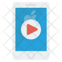 Play Video Phone Icon