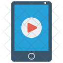 Video Play Phone Icon