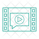 Videos Playlist Play Icon
