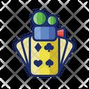 Video Poker Casino Game Gambling Icon