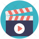 Video Making Production Icon
