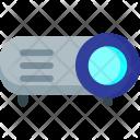 Video, Projector Icon