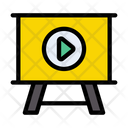 Video Projector Video Projector Icon