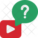 Video Query Media Help Query Icon