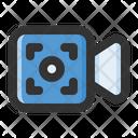 Video Record Record Recording Icon