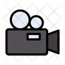 Video Recording Movie Icon