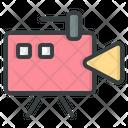 Video Recorder Video Video Camera Icon